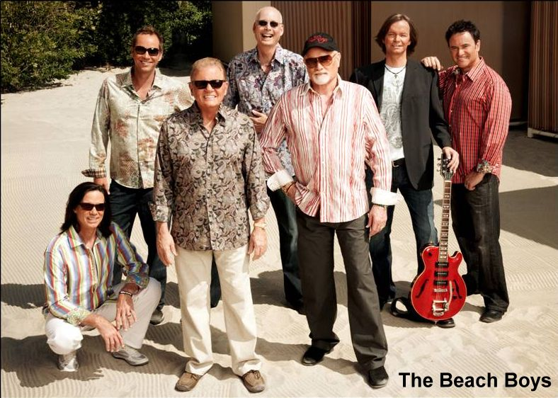 Bretts Laughlin View 6 1 14Beach Boys Exhilarate Edgewater
