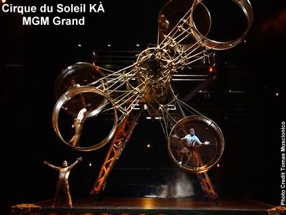 mgm grand cirque du soleil