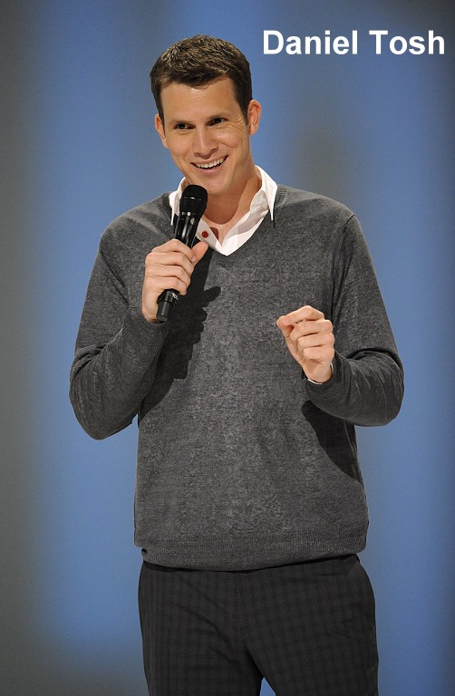Daniel Tosh - Beautiful Photos