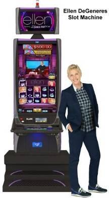 degeneres slot machine