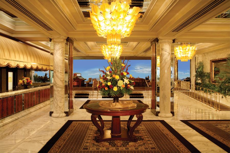 Lvlg Brett S Vegas View Golden Nugget Scintas Wayne