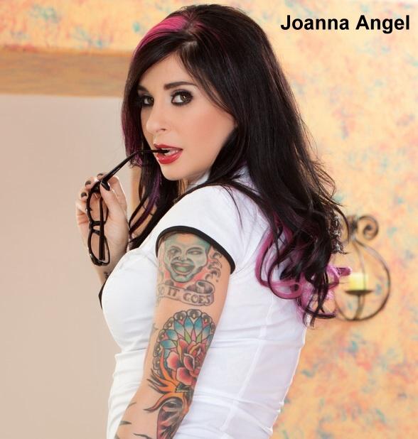 the joanna angel magical threesome adventure experience № 132875