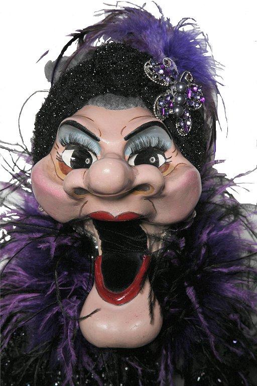 madame ventriloquist