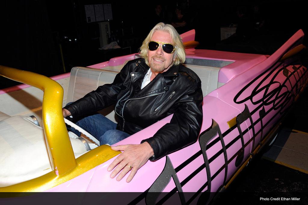 Branson poker run