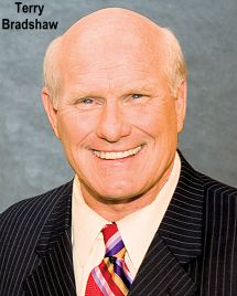 "an introduction to the life of terry bradshaw an athlete Nfl hall of famer terry bradshaw teams up but managing rheumatic disease is a life-long ""you don't have to be an old athlete like me to have."