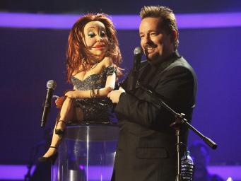 Treasure Island Las Vegas Puppet Comedy Show
