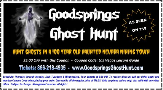 Old Town Ghost Tour Coupon Code