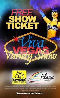 Las vegas show discounts coupons