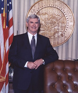Photo of Governor Kenny Guinn of the State of Nevada