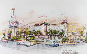 Proposed Drawing for New Sahara