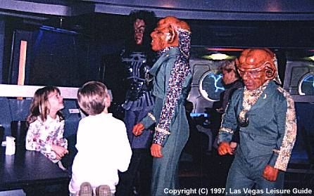 Ferengi and Klingon