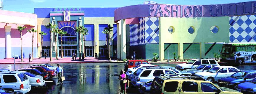 Fashion Outlets of Las Vegas 9