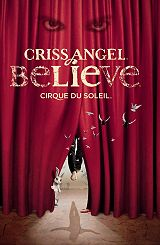 Criss Angel BeLIEve Logo