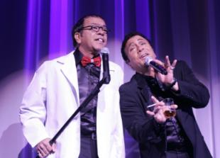 Scintas Las Vegas Singing and Comedy as Dino and Jerry