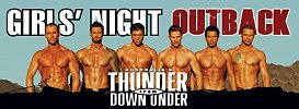 Thunder From Down Under Logo 2