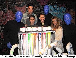 Zz zorn 39 s entertainment tidbits february 20 2013 las vegas entertainment news - Blue man group box office ...
